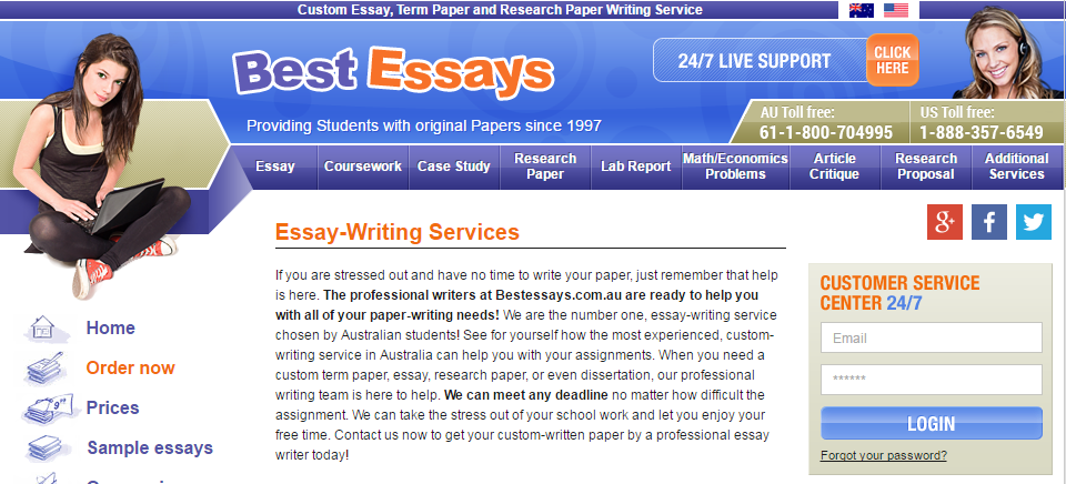 Essay For Land